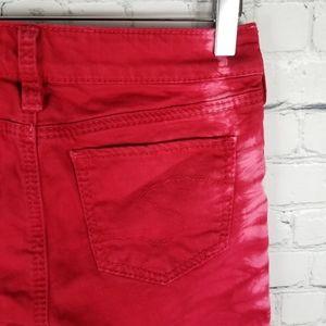 SILVER   Camden factory bleach-tie-dye skinny stretch jeans